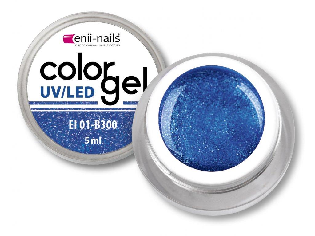 Barevný UV/LED gel 5 ml č.300