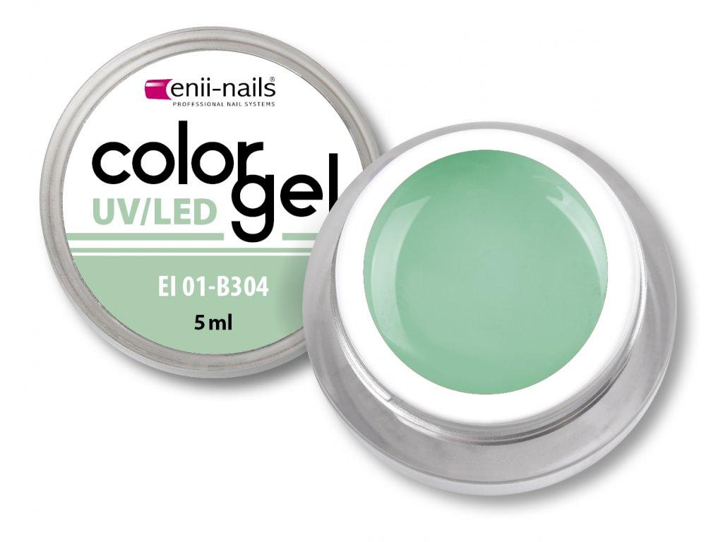 Barevný UV/LED gel 5 ml č.304