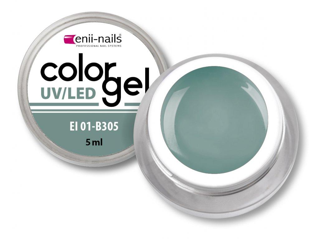Barevný UV/LED gel 5 ml č.305