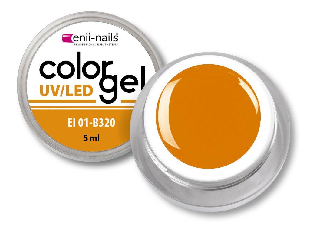Barevný UV/LED gel 5 ml č.320