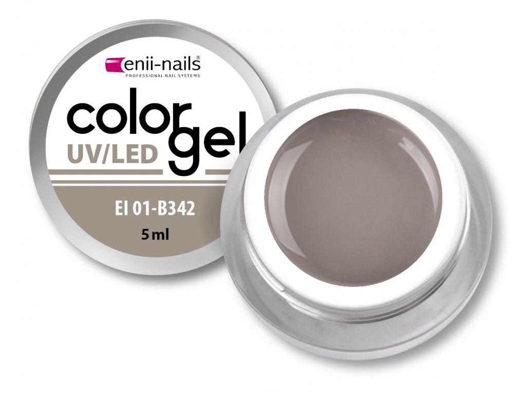 Barevný UV/LED gel 5 ml č.342