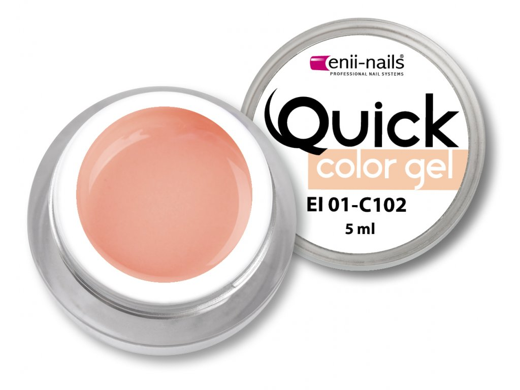 Quick Color Gel č.102 5 ml