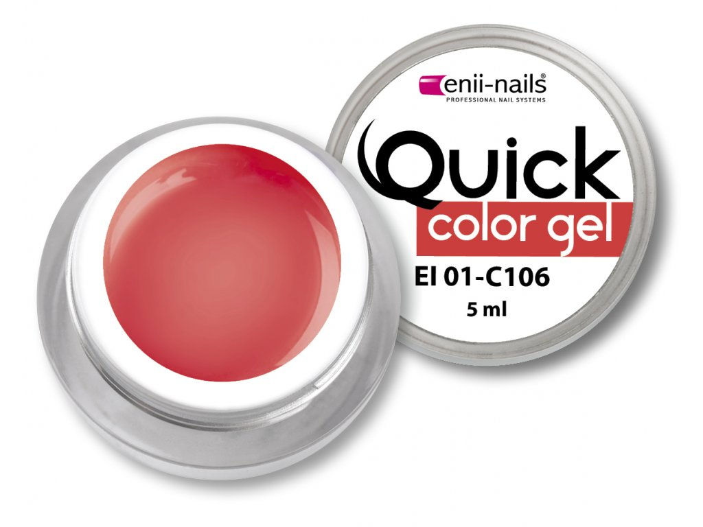 Quick Color Gel č.106 5 ml