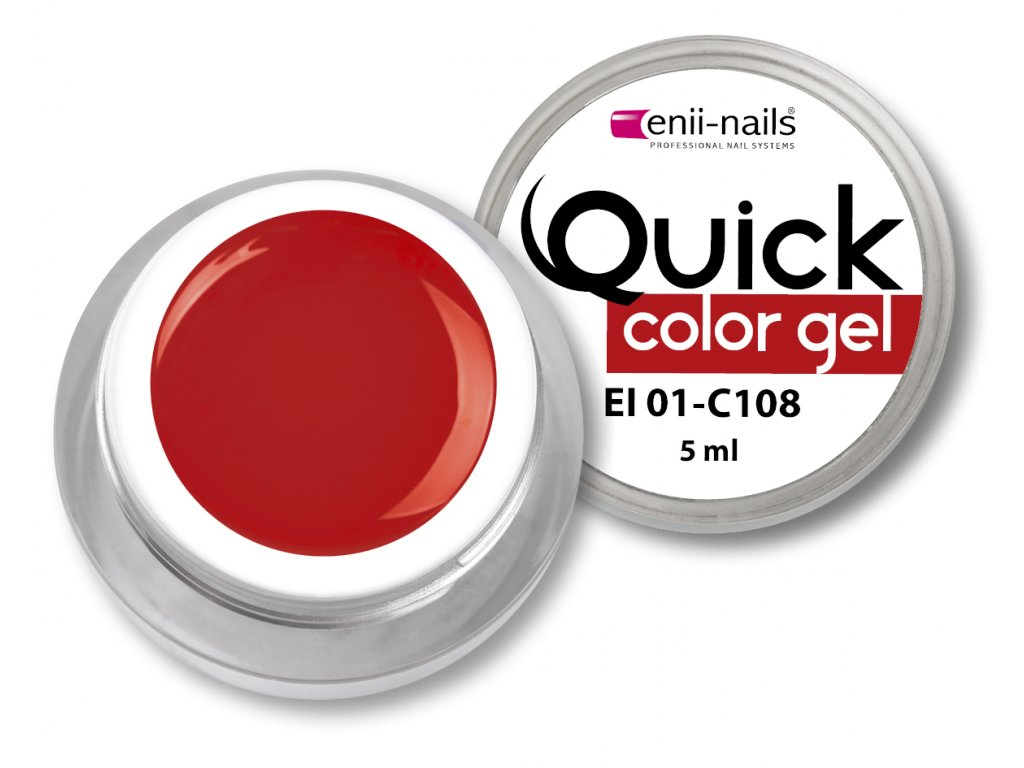 Quick Color Gel č.108 5 ml