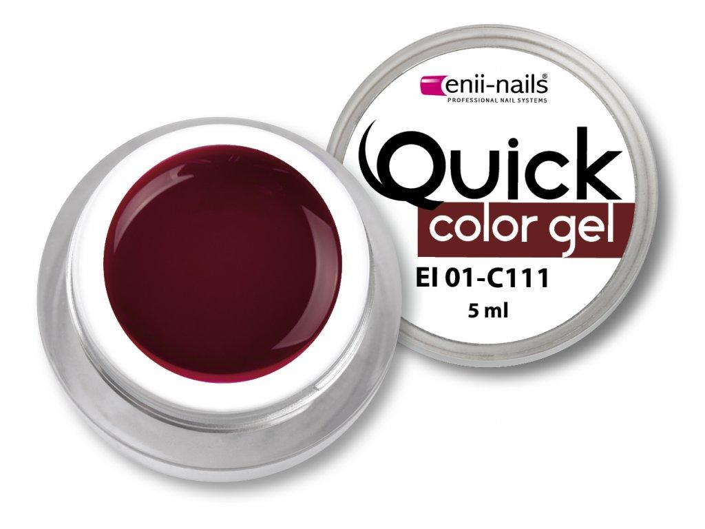 Quick Color Gel č.111 5 ml