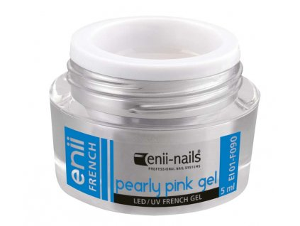 EI 01 F090 Pearly pink gel 5ml