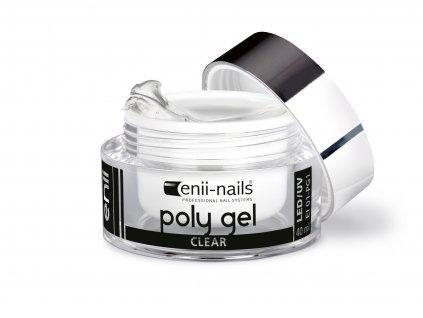Enii poly gel - CLEAR 40 ml