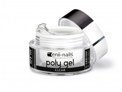 ENII POLY GEL - clear 10 ml