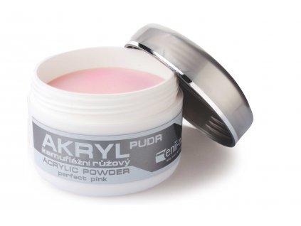 Akryl kamuflážní růžový 45 ml