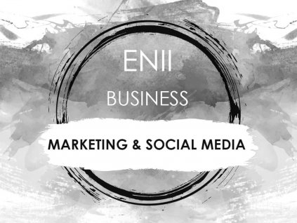 business course MARKETING & SOCIAL MEDIA