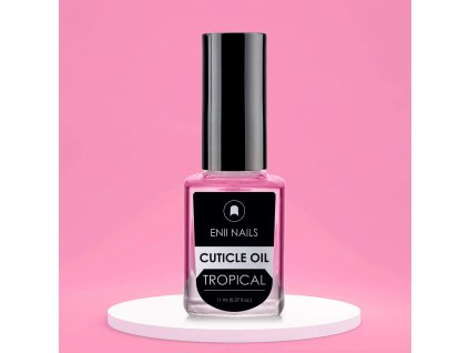 Cuticle Oil - Olej s vůní tropical 11 ml