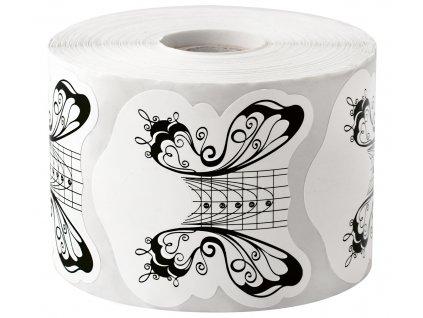 Nehtová forma - papírová motýl 100 ks