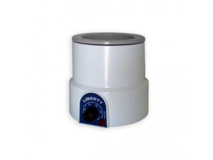 Ohřívač Liberty s elektrickým termostatem na vosk v plechovce 800 ml