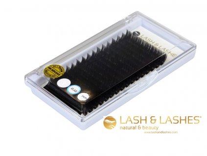 Řasy LASH & LASHES 14 mm