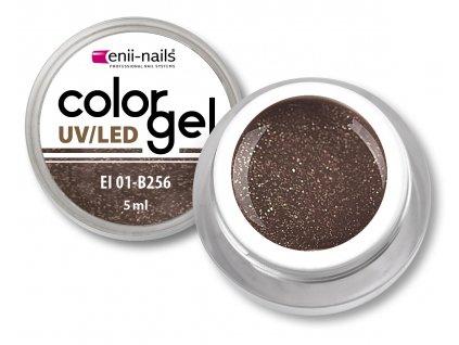 Barevný UV/LED gel 5 ml č.256