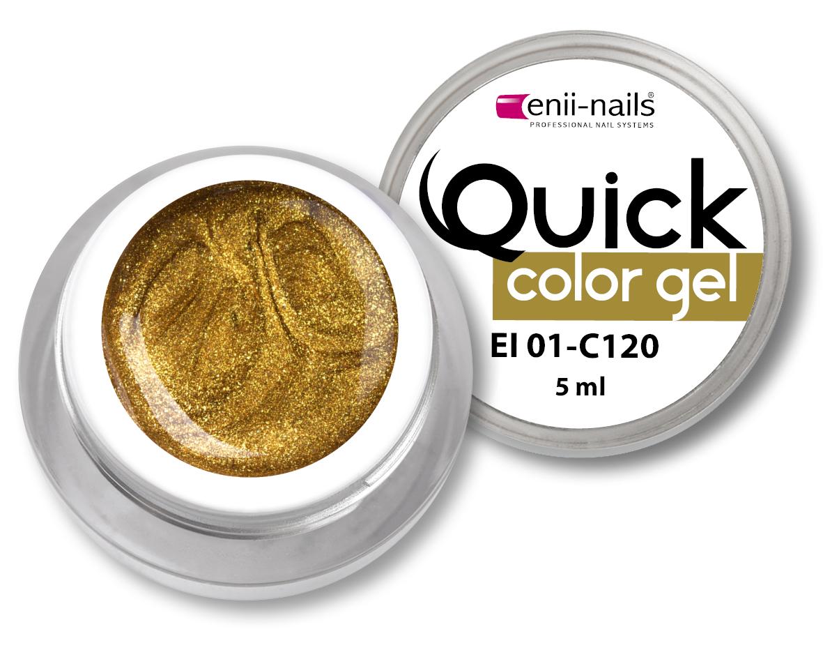 ENII-NAILS Quick Color Gel č.120 5 ml