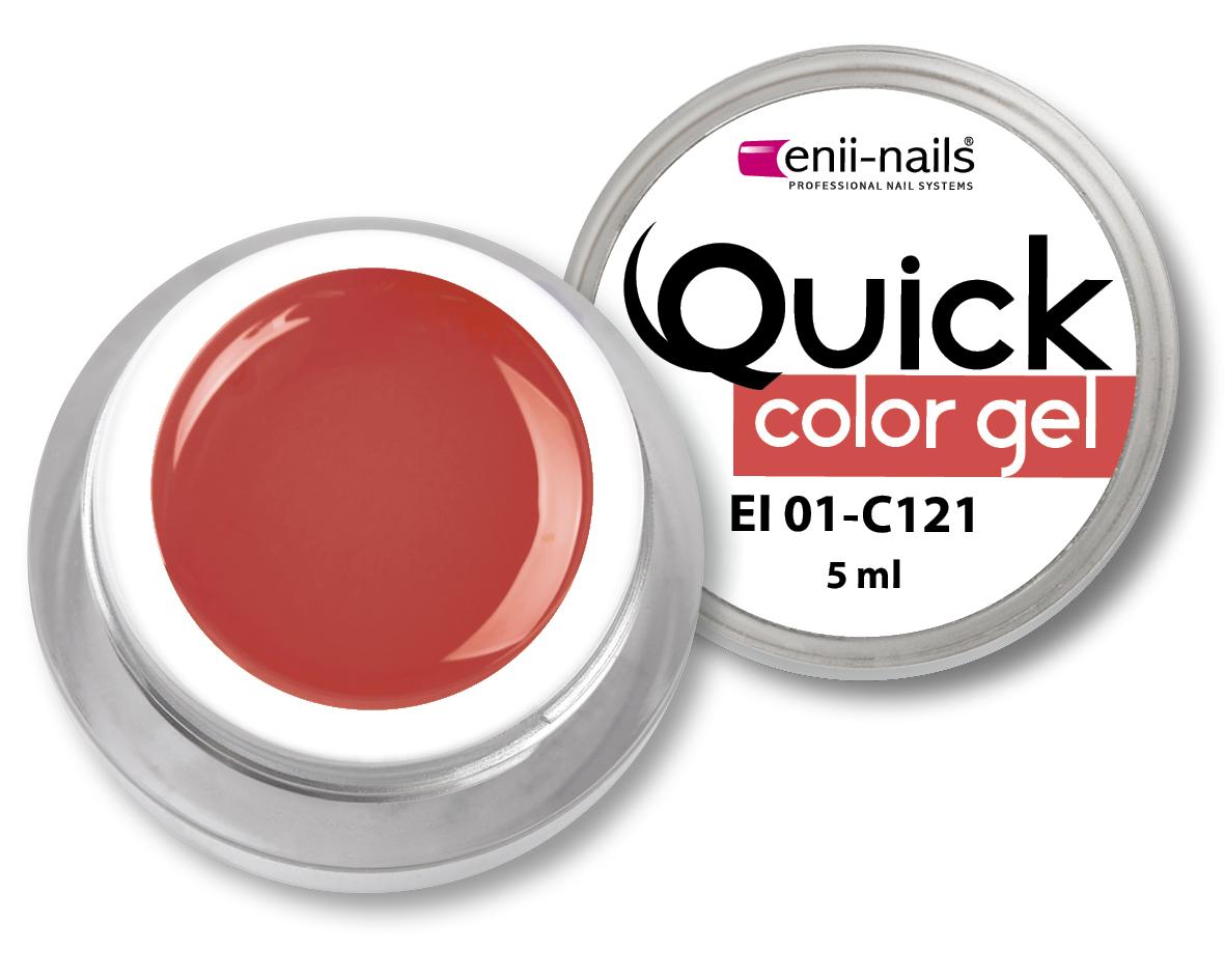 ENII-NAILS Quick Color Gel č.121 5 ml