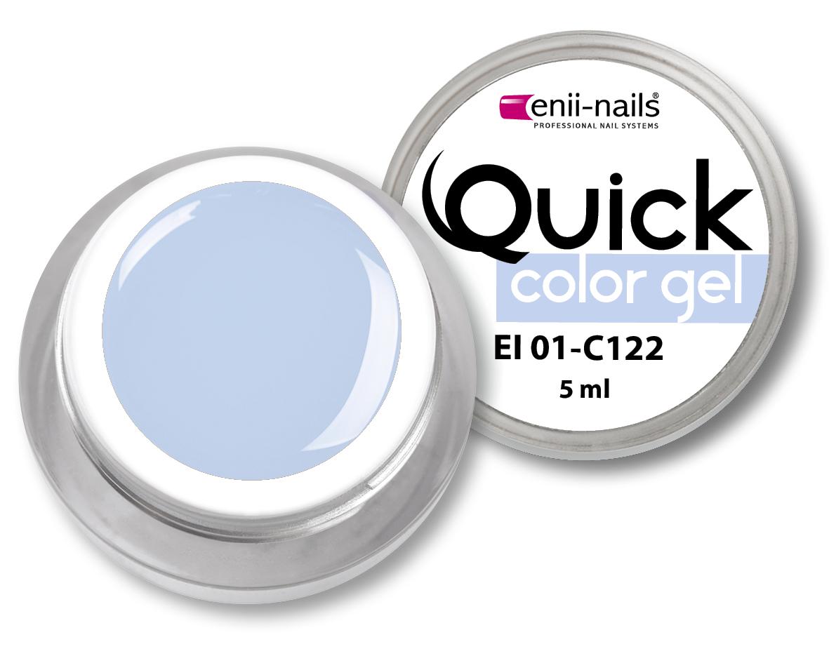 ENII-NAILS Quick Color Gel č.122 5 ml