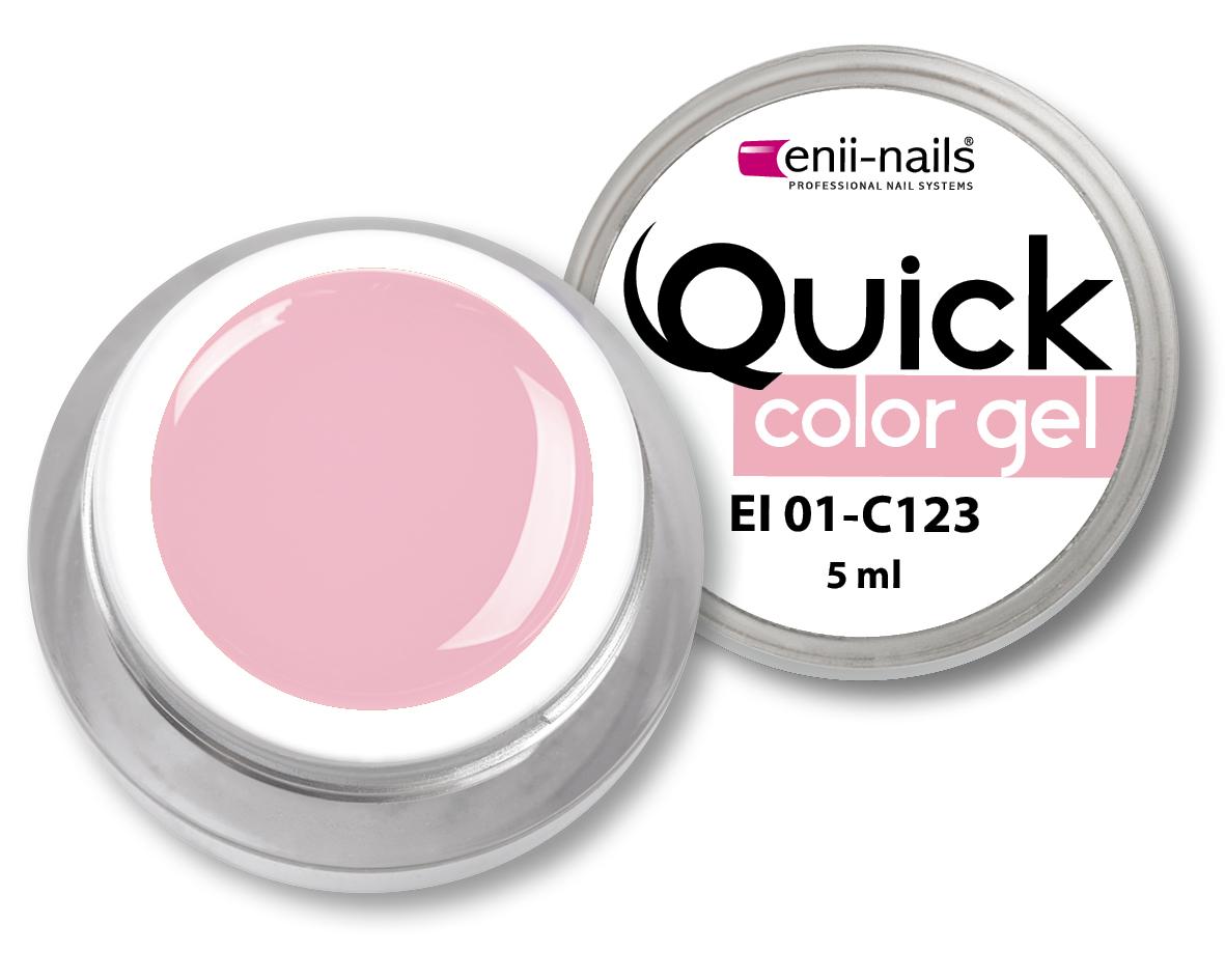 ENII-NAILS Quick Color Gel č.123 5 ml