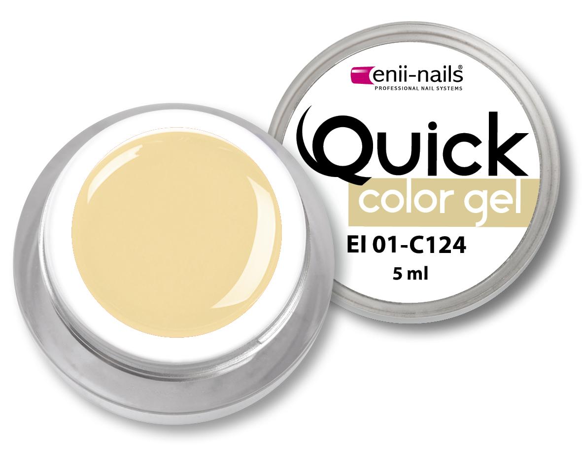 ENII-NAILS Quick Color Gel č.124 5 ml