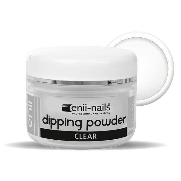 ENII-NAILS ENII DIPPING POWDER - clear 30 ml