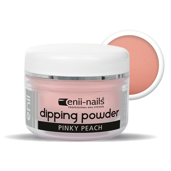 ENII-NAILS ENII DIPPING POWDER - pinky peach 30 ml