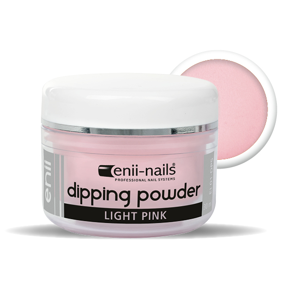 ENII-NAILS ENII DIPPING POWDER - light pink 30 ml