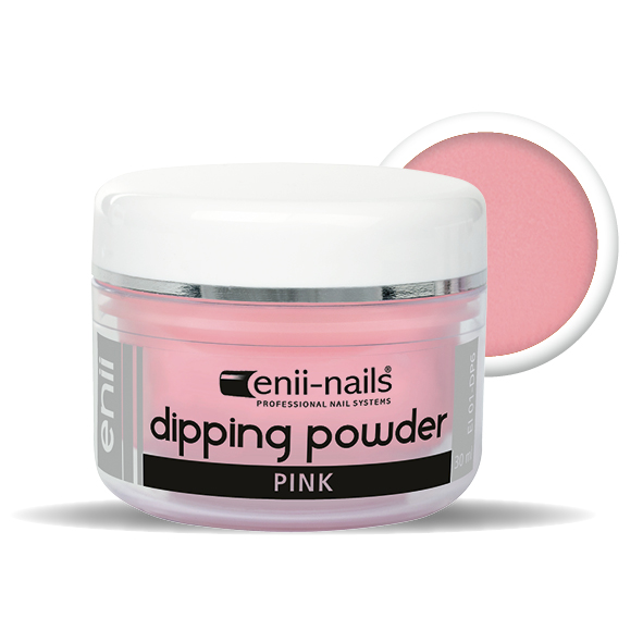 ENII-NAILS ENII DIPPING POWDER - pink 30 ml