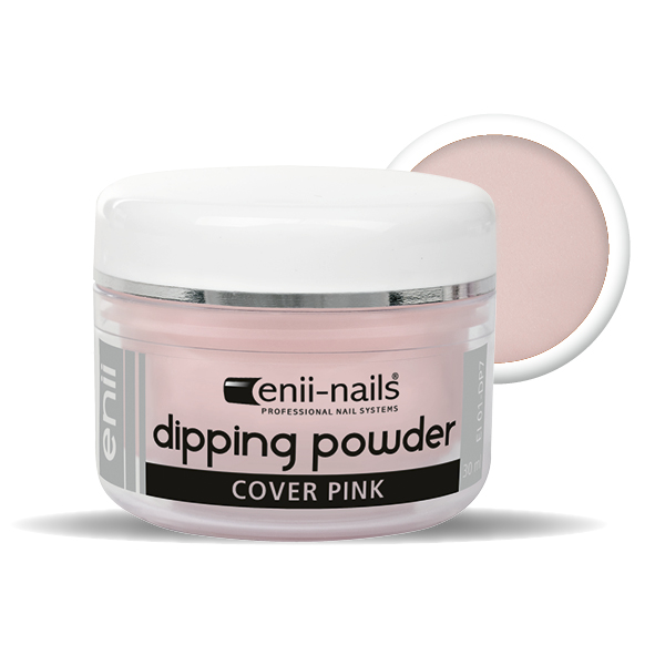 ENII-NAILS ENII DIPPING POWDER - cover pink 30 ml