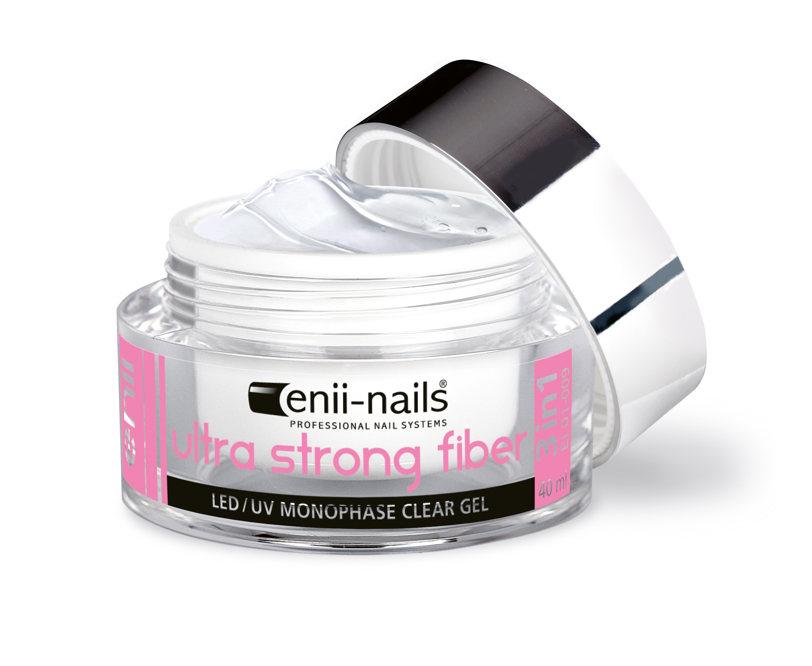 ENII-NAILS ENII ULTRA STRONG FIBER gel 40 ml