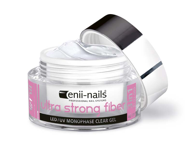 ENII-NAILS ENII ULTRA STRONG FIBER gel 80 ml