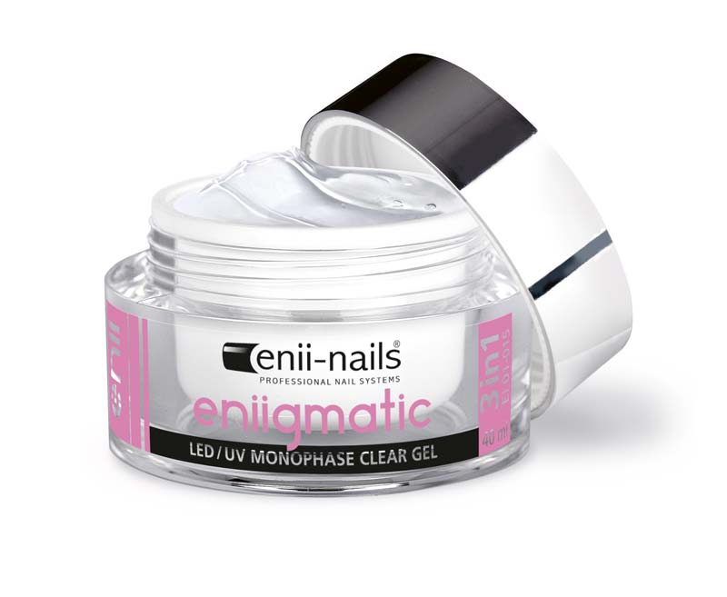 ENII-NAILS ENIIGMATIC 10 ml - jednofázový UV gel