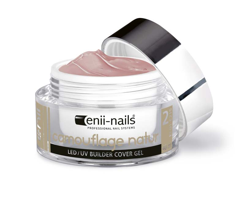 ENII-NAILS ENII  CAMOUFLAGE NATUR 40 ml