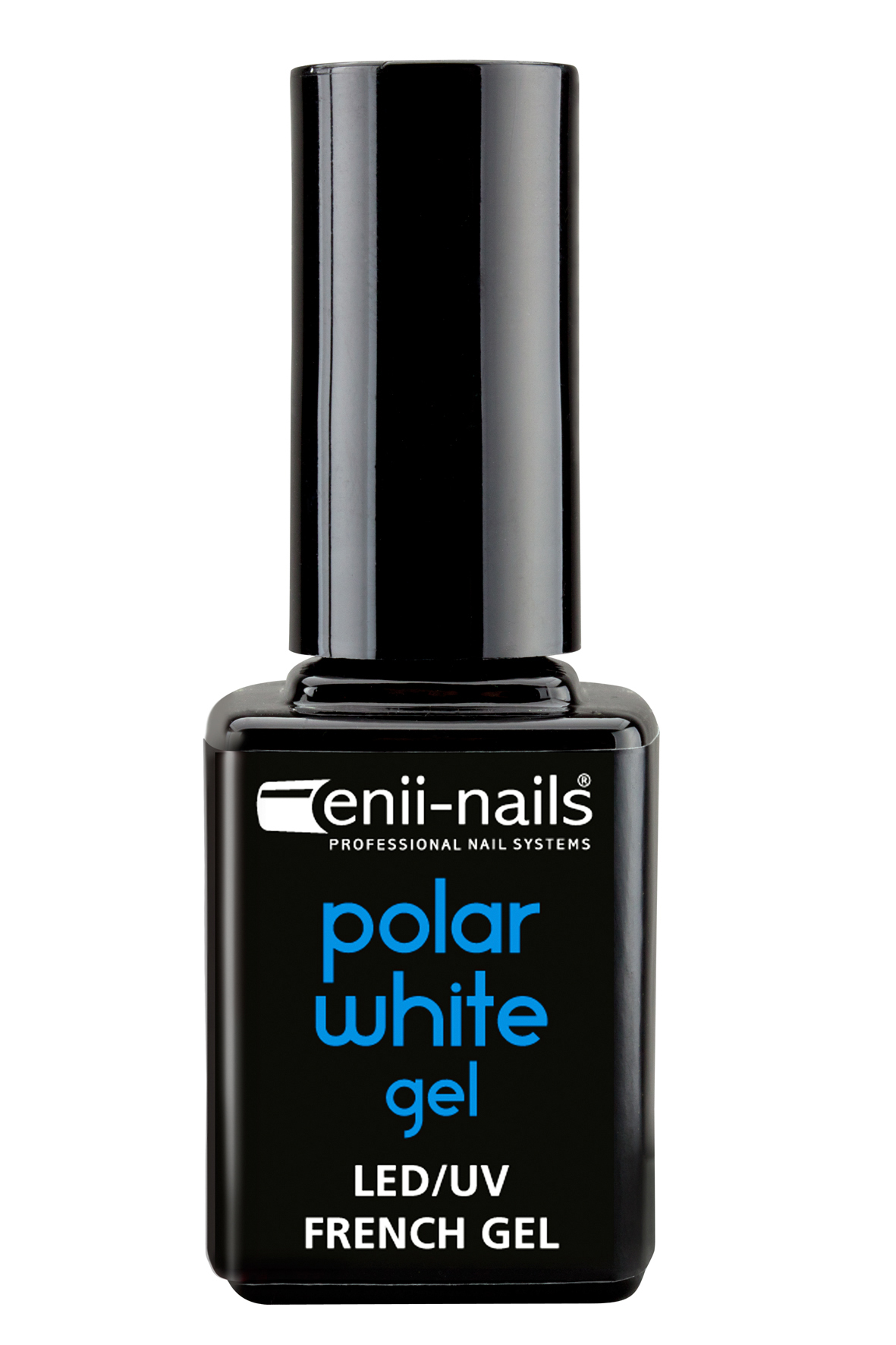 ENII-NAILS FRENCH Polar white 11 ml