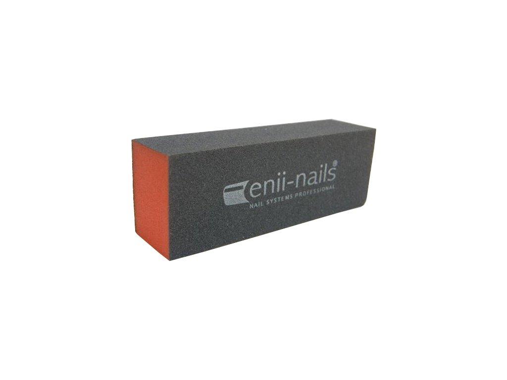 ENII-NAILS Blok oranžový 3+1 zdarma