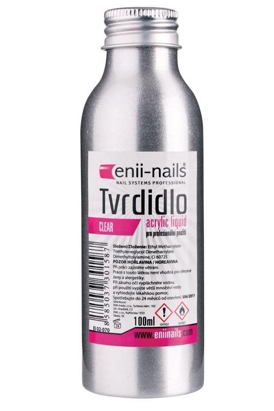 ENII-NAILS Tvrdidlo průhledné 100 ml