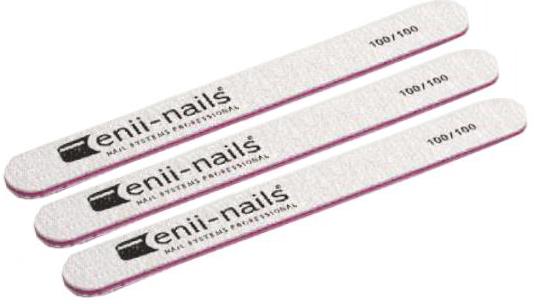 ENII-NAILS Sada pilníků ZEBRA 100/100