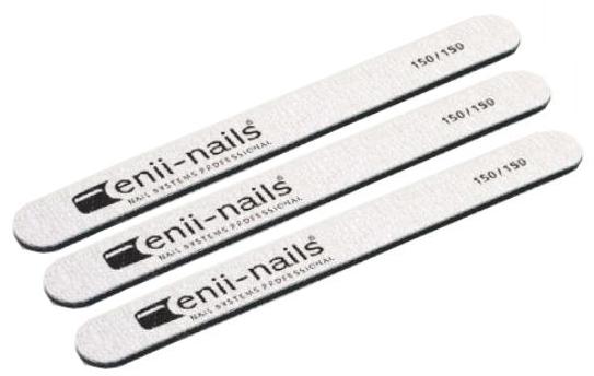 ENII-NAILS Sada pilníků ZEBRA 150/150