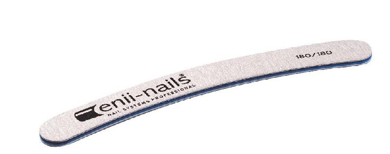 ENII-NAILS Pilník šedý banán 180/180