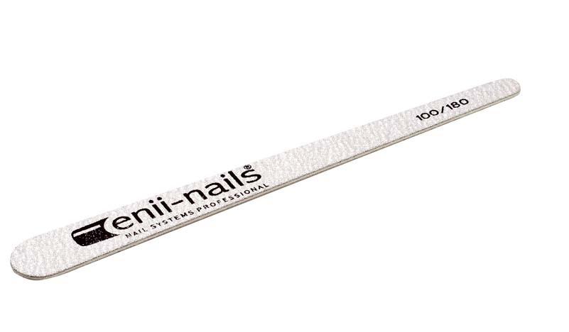 ENII-NAILS Pilník šedý zúžený 100/180