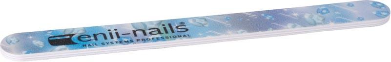 ENII-NAILS Pilník diamantový MODRÝ 180/240