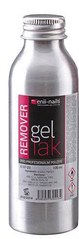 ENII-NAILS Remover - odstraňovač gel laku  100 ml