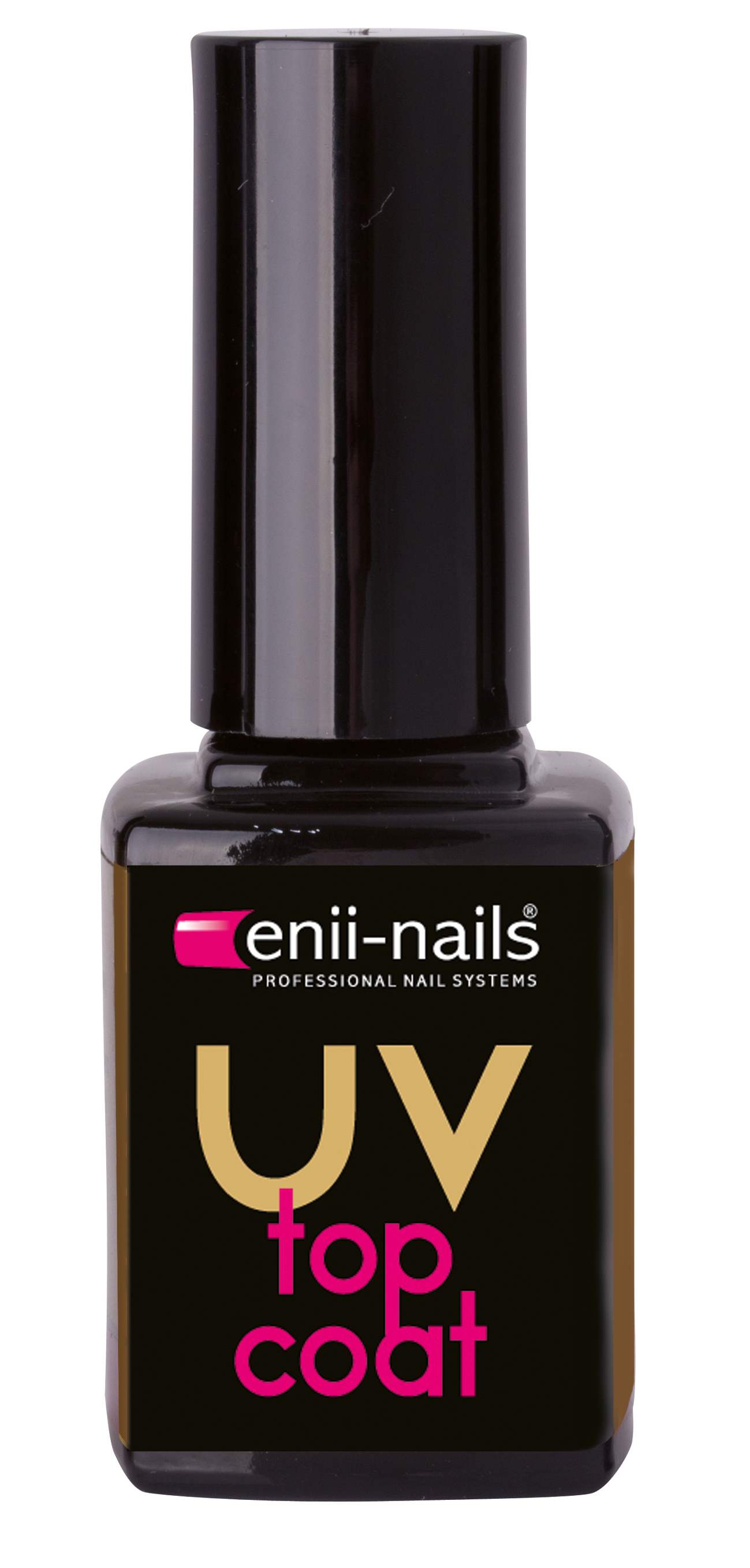 ENII-NAILS UV top coat  60 s - rychleschnoucí