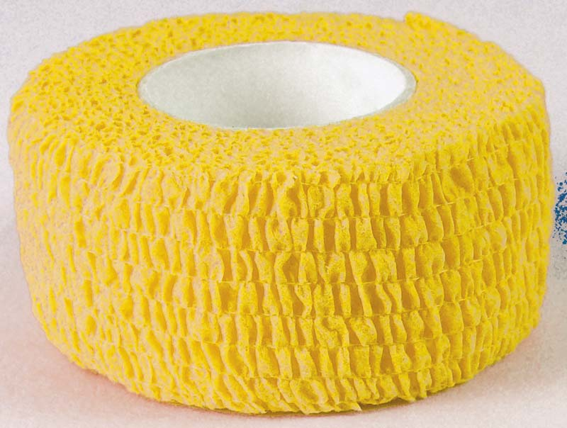 ENII-NAILS Ochrana na prsty oranžová, žlutá