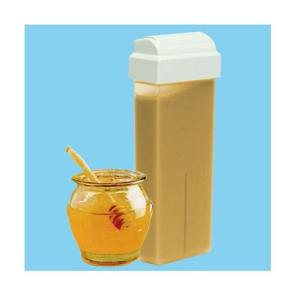 ENII-NAILS Depilační gelový vosk Medový 100 ml