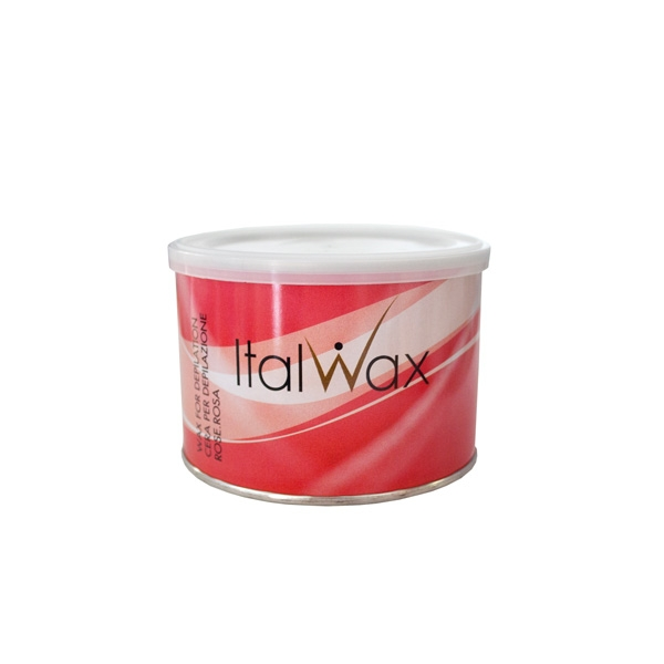 ENII-NAILS Depilační vosk v plechovce RŮŽE 400 g