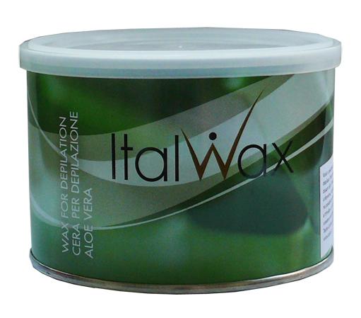 ENII-NAILS Depilační vosk v plechovce ALOE VERA 400 g