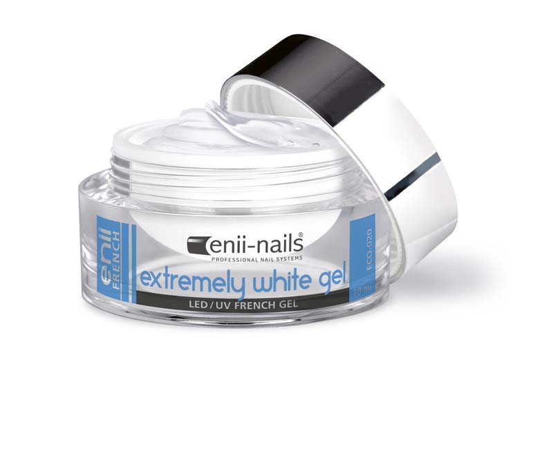 ENII-NAILS UV gel extrémně bílý 5 ml