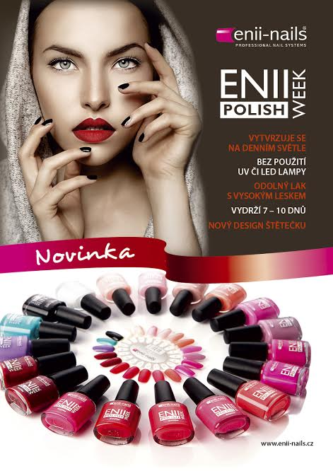 ENII-NAILS Plakát ENII WEEK POLISH 3