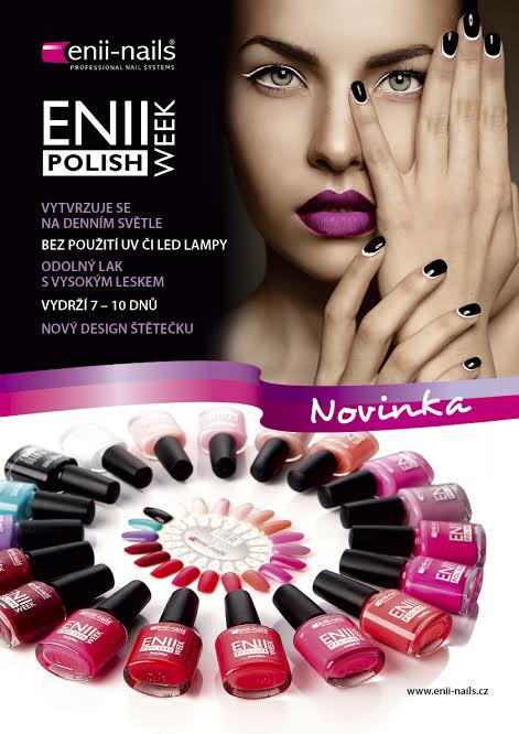 ENII-NAILS Plakát ENII WEEK POLISH 4
